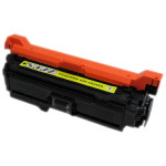 1x Toner Do HP CE252A 7k Yellow
