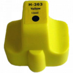 1x Tusz Do HP 363 13ml Yellow