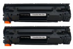 2x Toner Do HP CE278A 78A 2.1k Black