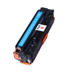1x Toner Do HP CF381A 2.7k Cyan