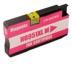 1x Tusz Do HP 951XL 28ml Magenta