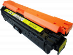 1x Toner Do HP CE742A 7.3k Yellow