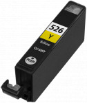 1x Tusz Do Canon CLI-526 11ml Yellow