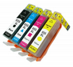 4x Tusz Do HP 655 30/18ml CMYK