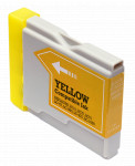 1x Tusz Do Brother LC-970 LC-1000 18ml Yellow