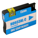 1x Tusz Do HP 933XL 16ml Cyan