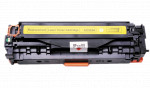 1x Toner Do HP CC532A 2.8k Yellow