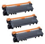 3x Toner Zamiennik Brother TN2320 TN2310 2.6k Black