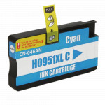 1x Tusz Do HP 951XL 28ml Cyan