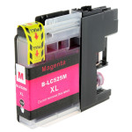 1x Tusz Zamiennik Brother LC-525 16ml Magenta