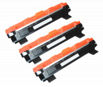 3x TONER BROTHER TN1030 TN1050 ZAMIENNIK 1.5K BLACK