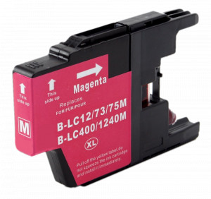 1x Tusz Do Brother LC-1220 LC-1240 10ml Magenta