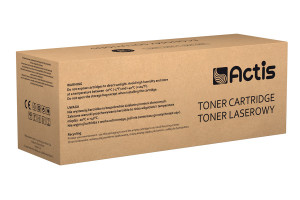 1x Toner Actis Do Oki C610 8k Black