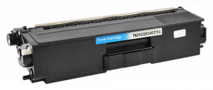 1x Toner Zamiennik Brother TN325 3.5k Cyan