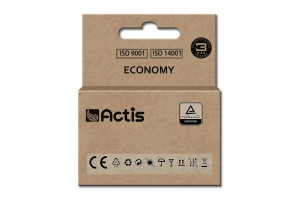 1x Tusz Actis Do Epson T0711 T711 15ml Black