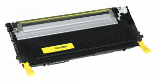 1x Toner Do Samsung CLT-Y4072S 4072 1k Yellow