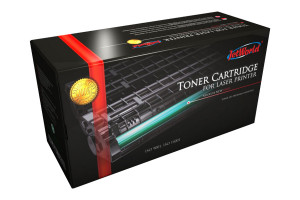 Toner JetWorld Do Panasonic KX-FAT92 FA92 2.5k Black