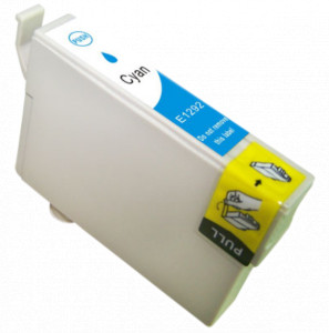 1x Tusz Do Epson T1292 T01292 12ml Cyan