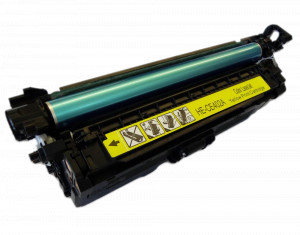 1x Toner Do HP CE402A 6k Yellow