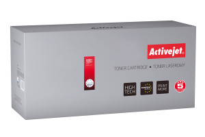 1x Toner ActiveJet Do Canon CRG-701 4k Cyan