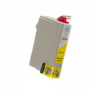 1x Tusz Do Epson T0714 T714 14ml Yellow
