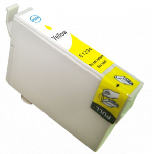 1x Tusz Do Epson T1294 T01294 12ml Yellow