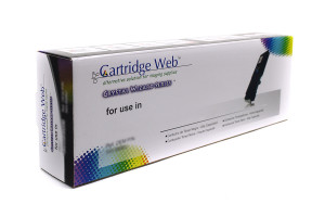 1x Toner Cartridge Web Do Samsung CLP-K350A 350 4k Black