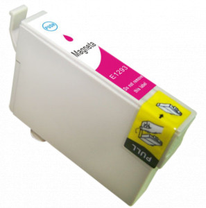 1x Tusz Do Epson T1293 T01293 12ml Magenta