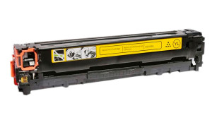 1x Toner Do HP CE322A 1.3k Yellow