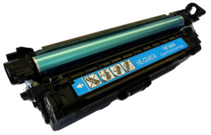 1x Toner Do HP CE401A 6k Cyan