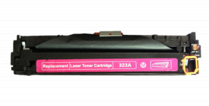 1x Toner Do HP CE323A 1.3k Magenta