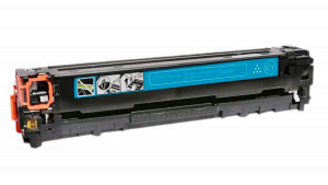 1x Toner Do HP CE321A 1.3k Cyan