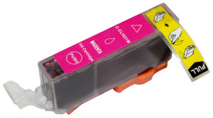 1x Tusz Do Canon CLI-521 11ml Magenta